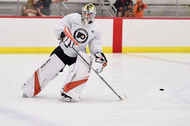 Felix Sandström solmikin NHL-sopimuksen, eikä saavu Turkuun.