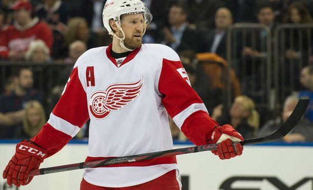 Detroit Red Wingsin puolustaja Niklas Kronwall piti upean lupauksensa.