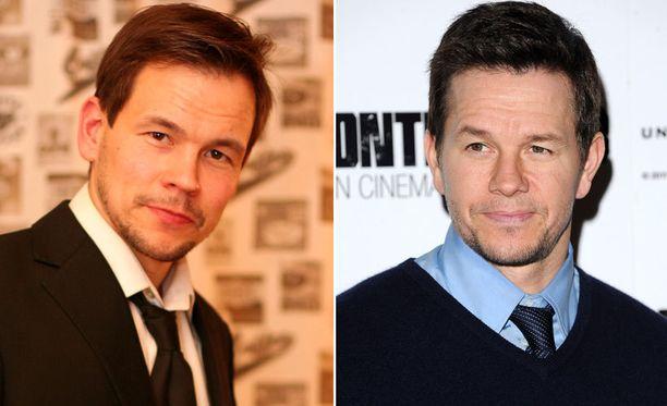 Oikealla Juhani ja vasemmalla Mark. Vai toisin päin?