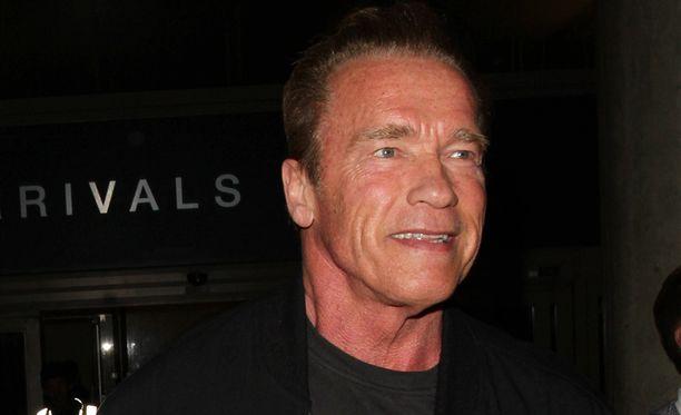 Arnold Schwarzenegger haluaa ihmisten käyttävän itsestään vain yhtä nimeä.