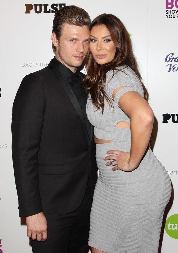 Nickin ja Laurenin yhteiseloa on seurattu myös tosi-tv-sarjassa.
