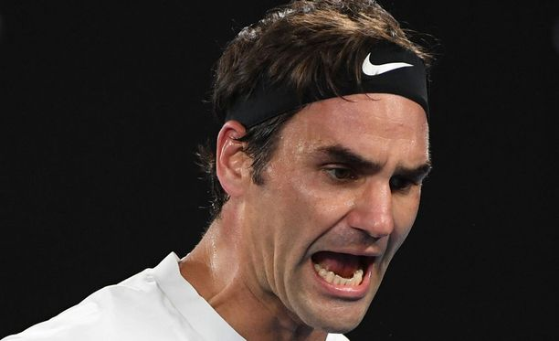 Roger Federer voitti Australian avoimet.