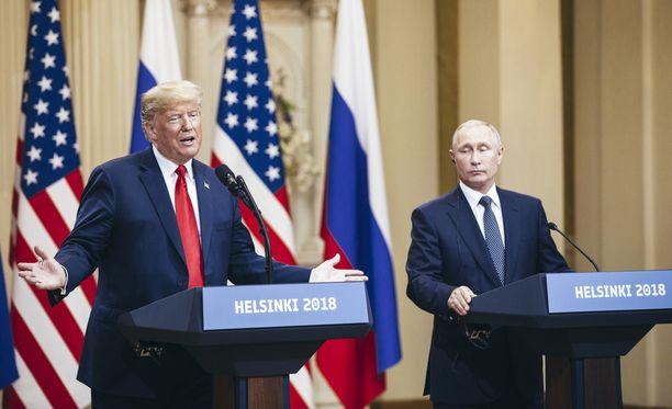 Nähtäväksi jää, miten tilanne tulee vaikuttamaan Yhdysvaltain ja Venäjän välisiin suhteisiin.