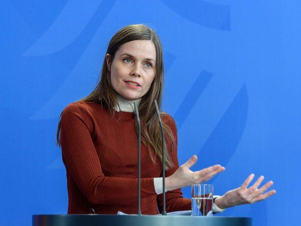 Pääministeri Katrín Jakobsdóttirin puolue koki vaalitappion.
