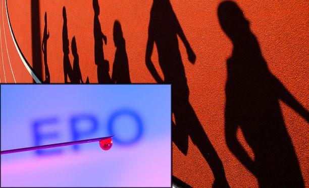 Doping on yhä häkellyttävän yleistä yleisurheilussa.