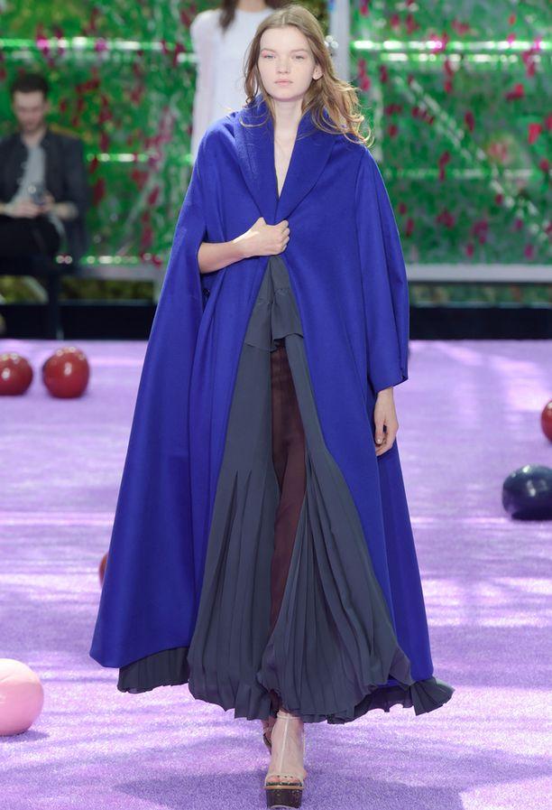 Dior Haute Couture syys-talvi 2015-16