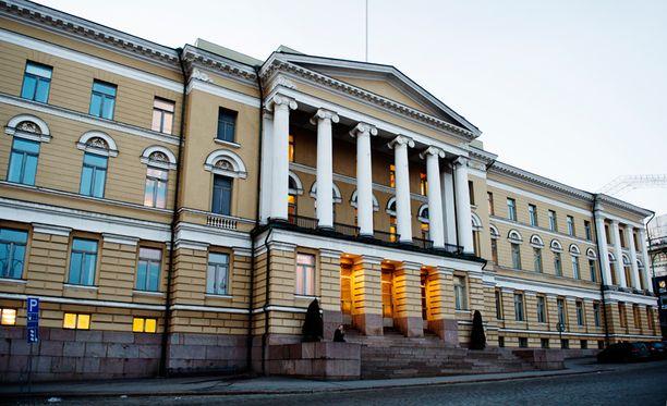 Korkeakoulujen nykymuotoiset yhteishaut järjestettiin nyt viimeistä kertaa. Kuvassa Helsingin yliopisto.
