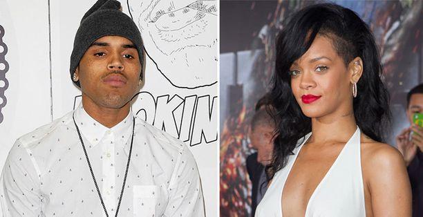 Chrsi Brownin ja Rihannan suhde päättyi myrksyisästi yli kolme vuotat sitten.