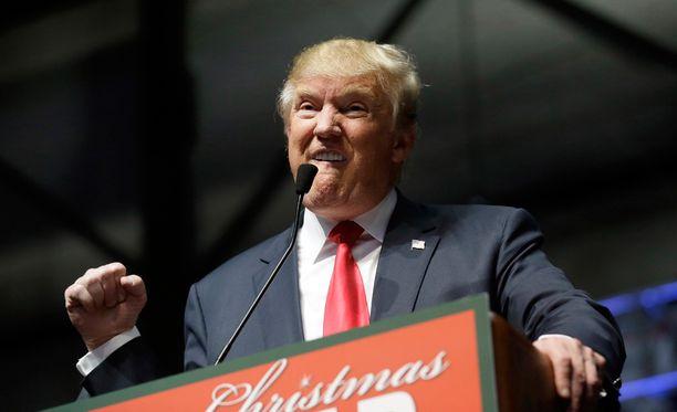 Donald Trump on aiheuttanut kampanjansa aikana lukuisia kohuja.