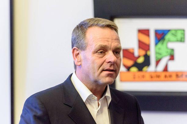Odotamme hyvän kumppanuuden ja tiiviin vuoropuhelun jatkuvan, sanoo Jan Vapaavuori, Helsingin pormestari.