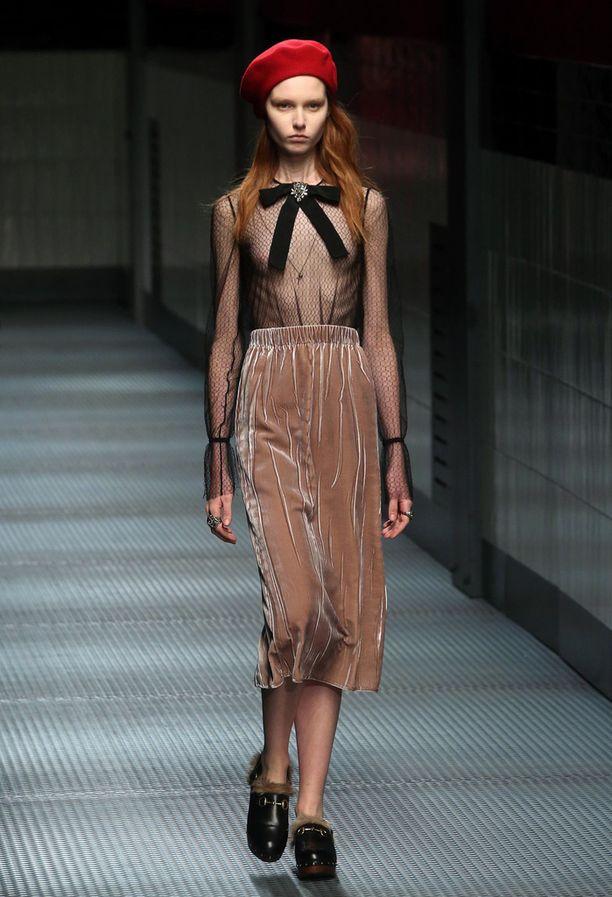 Gucci syys-talvi 2015-16