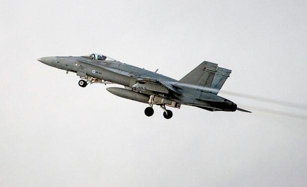 Suomi on osallistunut Hornet-hävittäjillä aikaisemminkin Nato-maiden kanssa yhteisiin sotaharjoituksiin Baltian ilmatilassa.