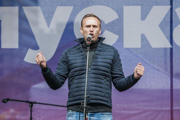Venäläisen oppositiopoliitikko Aleksei Navalnyin myrkyttäjät eivät olleet varjostustoimissaan kovin huolellisia.
