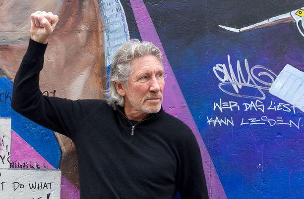Roger Waters on arvostellut Israelin toimia useasti aiemminkin.