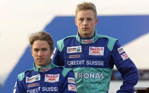 Nick Heidfeld, Sauber / 2001
