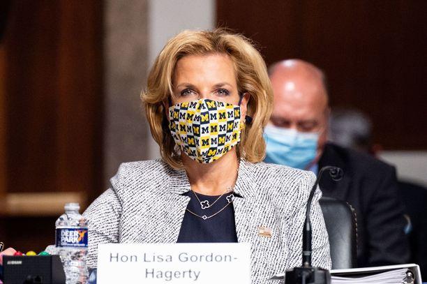 Ydinaseiden kehityksestä vastannut Lisa Gordon-Hagerty erosi tehtävästään yllättäen.