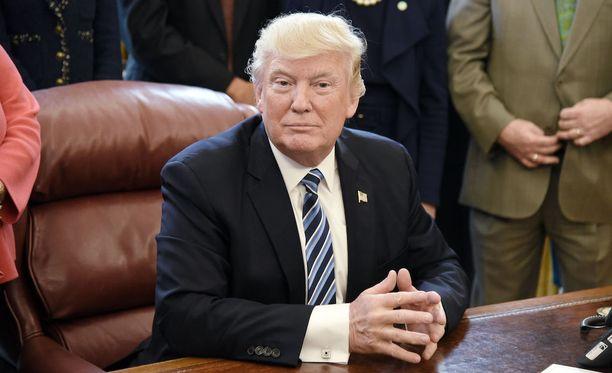 Trump ei osannut odottaa presidentin työn mukanaan tuomia haasteita.
