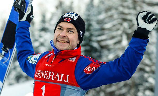 Anders Jacobsenin menestyksekäs urheilu-ura päättyi.