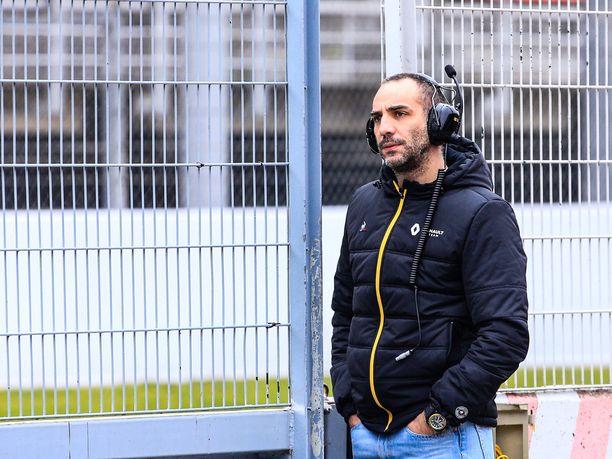 Renault-pomo Cyril Abiteboul on huolissaan siitä, mihin F1-sarja on menossa.