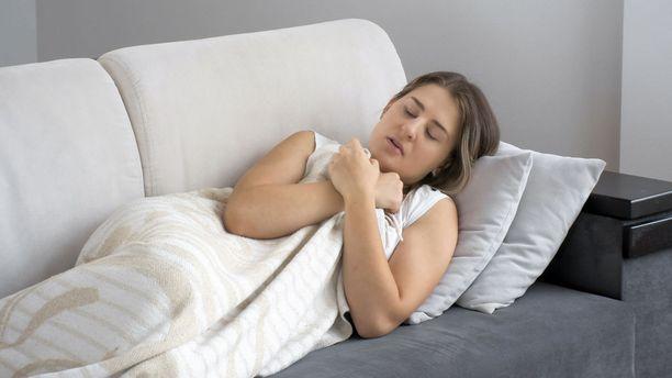Migreeni voi vaivata useita päiviä.