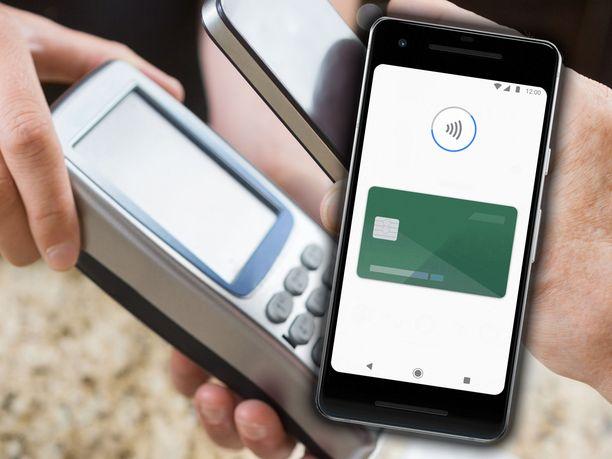 Nordea tukee ensimmäisenä pankkina Suomessa Google Payta.