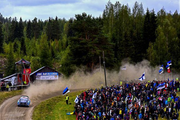 Suomen MM-ralli joutuu etsimään uuden pääyhteistyökumppanin.