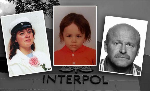 Interpolin kadonneiden henkilöiden listalla on neljä suomalaista. Yhden tapauksen tutkinta on Suomessa päättynyt.