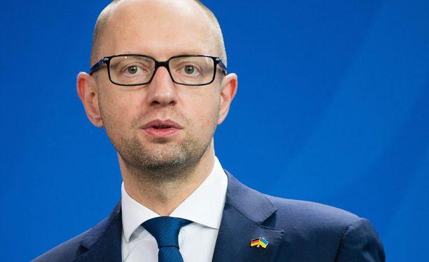 Arseni Jatsenjukin johtama hallitus ei saanut tavoitteitaan toteutettua.
