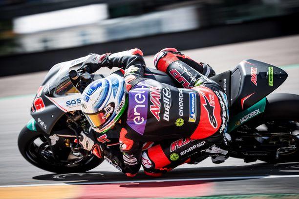 NIKI TUULI - FINNISH - AJO MotoE - ENERGICA MOTO : Grand Prix d Allemagne - Sachsenring - 05/07/2019 VINCENTGUIGNET/PANORAMIC PUBLICATIONxNOTxINxFRAxITAxBEL
