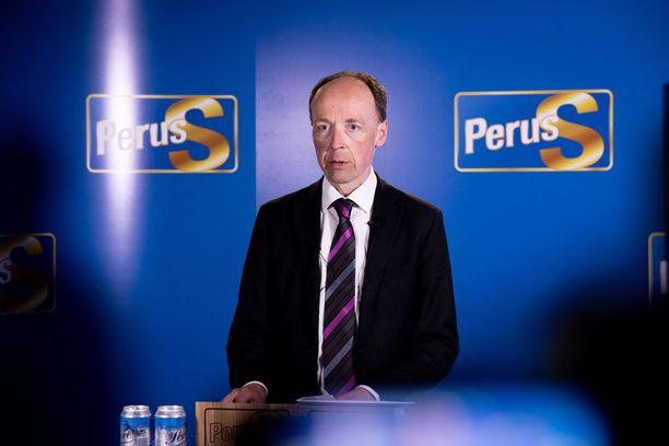 Jussi Halla-aho ilmoitti maanantaina, ettei hän hae jatkokautta perussuomalaisten puheenjohtajana.