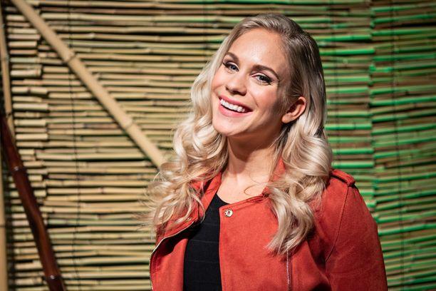 Eevi Teittinen sai kampylobakteerin juuri ennen kotiinpaluuta.