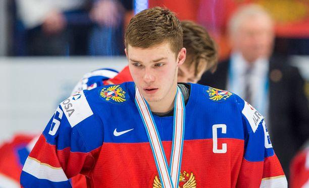 Vladislav Kamenev ei pyydellyt mailaniskuaan anteeksi edes ottelun tauottua.