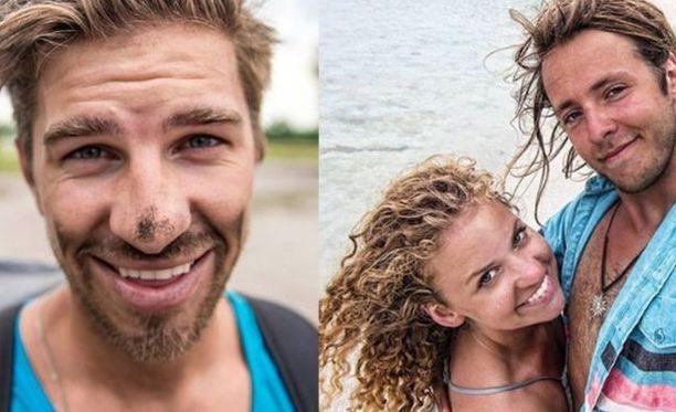 Suositut videobloggaajat saivat surmansa, kun he syöksyivät alas vesiputouksesta.
