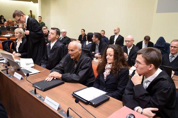 Tapausta käsiteltiin tänään oikeudessa Münchenissä.