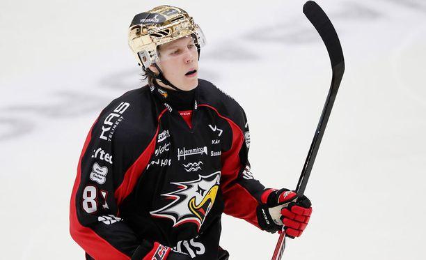 Ari Gröndahl oli Sportin sankari.