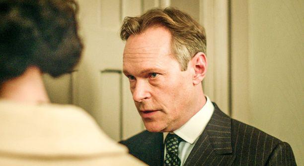 Garland joutuu vaikeuksiin, kun Hamilton kuolee, sillä hän ei ole lesken suosiossa.