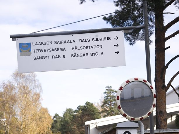 Viime viikon torstain ja perjantain aikana Laakson sairaalassa tapahtui varkaus. Kuvan henkilöt eivät liity tapaukseen.