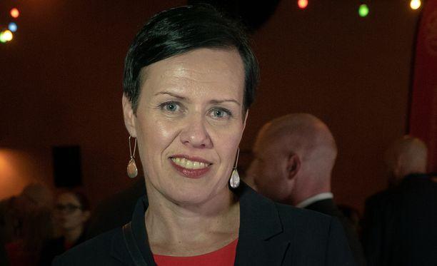 Maarit Feldt-Ranta on seurustellut tuoreen kihlattunsa kanssa viitisen vuotta.