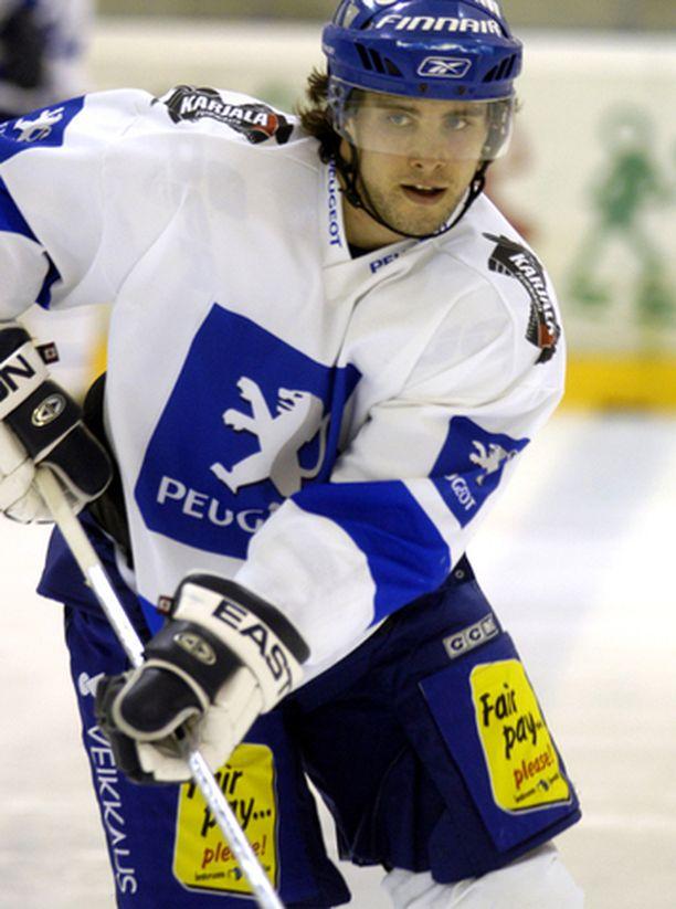 Tuomo Ruudun NHL-kausi on ollut loukkaantumisten takia rikkonainen.