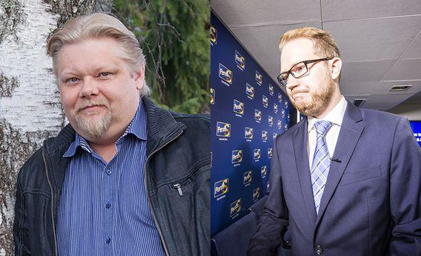 Jari Ronkainen ja Olli Immonen ovat ottaneet kantaa Iltalehden ja Ylen väliseen keskusteluun.
