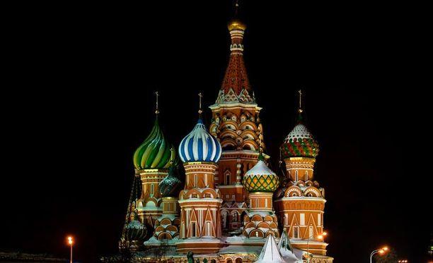 Moskovasta on raportoitu hajuhaittoja.