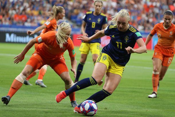 Ruotsi ei ole pronssiottelussa niin suuri altavastaaja kuin kertoimet antavat ymmärtää.