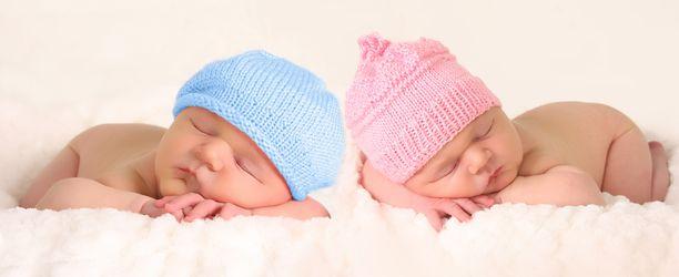 Vuonna 2018 syntyneiden suosikkinimet ovat Eevi ja Eeli. Kuvituskuva.