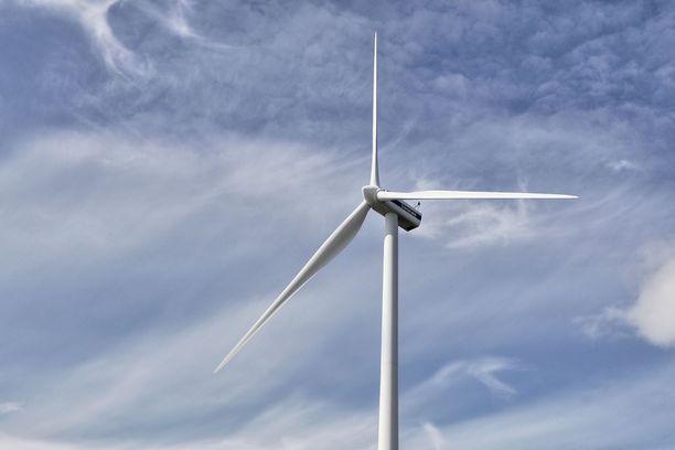 Tuulivoimalakapasiteetti ja tuulienergian tuotanto kasvavat Suomessa kovaa vauhtia.