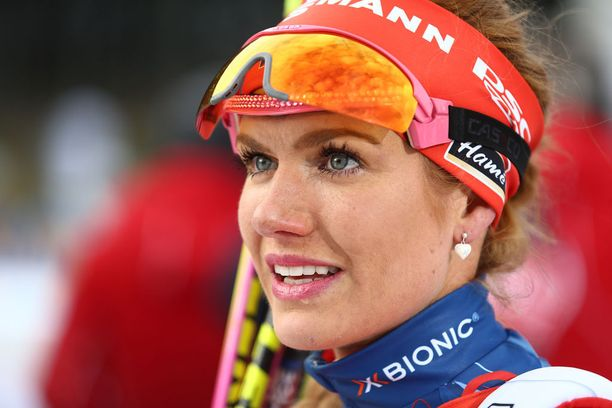 Millä nimellä Gabriela Koukalova kilpaili viime kaudella?