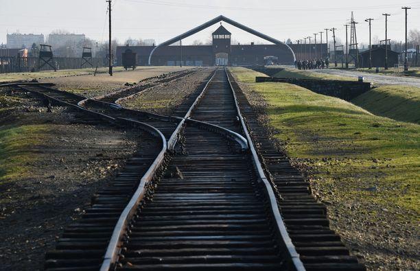 Auschwitzin keskitysleirillä murhattiin toisen maailmansodan aikaan yli miljoona ihmistä.