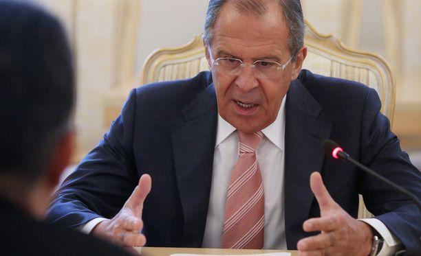 Sergei Lavrov tapaa vierailullaan myös presidentti Sauli Niinistön.