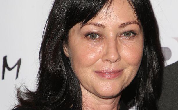 48-vuotias Shannen Doherty nähdään jälleen Beverly Hills 90210 -sarjassa.
