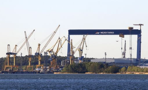 Carnival on tilannut Turun telakalta jo neljä risteilijää, jotka valmistuvat vuosina 2019-2022.