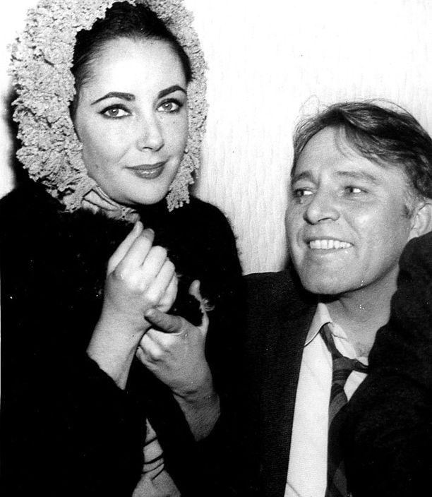 Elizabeth Taylorin ja Richard Burtonin toinen liitto päättyi lyhyeen.